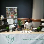 My son Shawn posing for our photo!  We keep him busy here at Herbal Body Blessings!