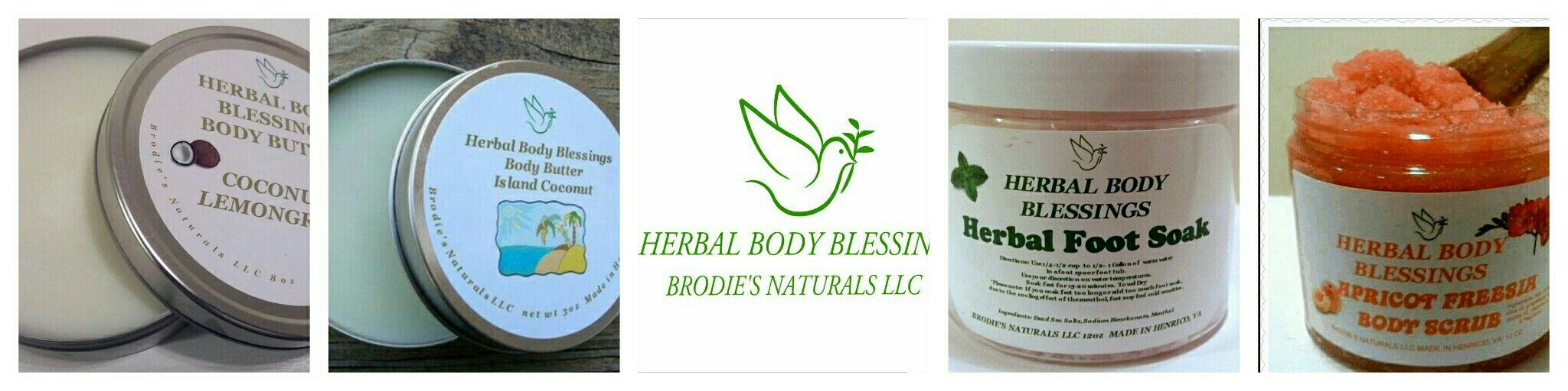Herbal Body Blessings
