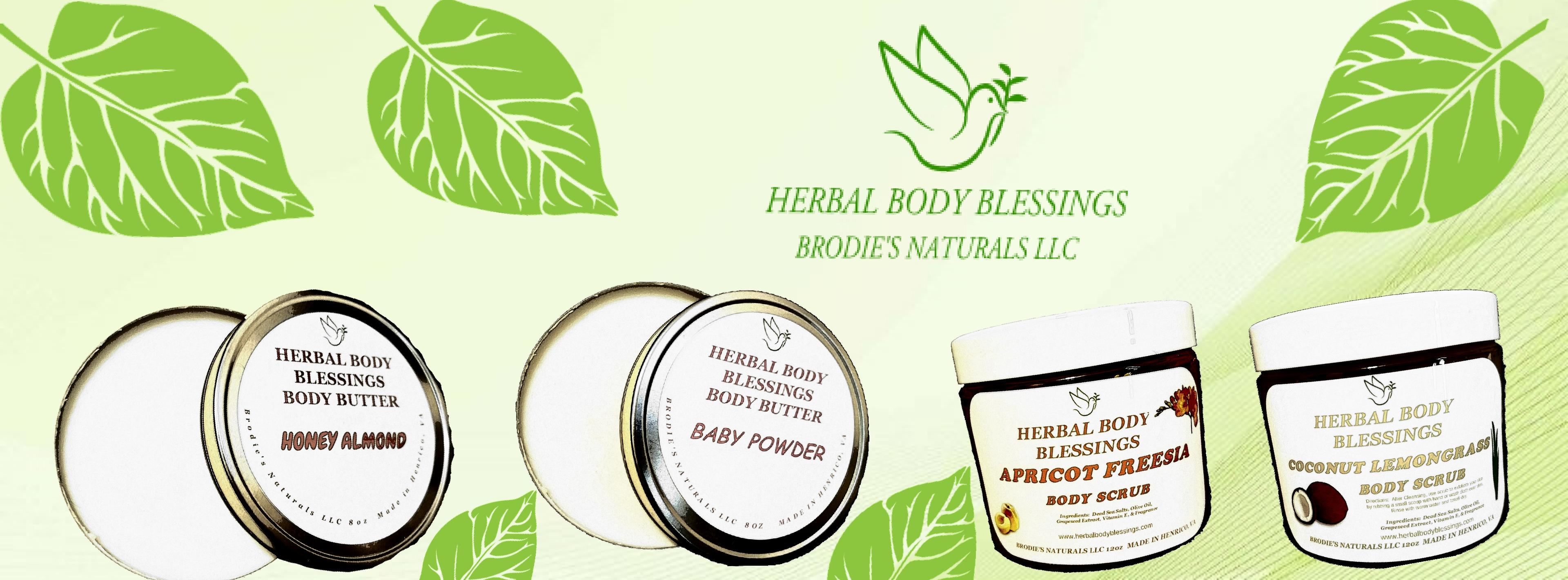 Herbal Body Blessings